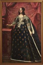 Anna Austriaczka,  Klasztor Sióstr Wizytek