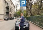 Startup  Piotra Kowalczyka  ma pomóc kierowcom  w poszukiwaniu wolnych miejsc parkingowych.