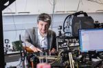 Prof. Maciej Wojtkowski  z Instytutu Chemii Fizycznej PAN opracował prototypy szybkich tomografów optycznych