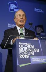 Michael Bloomberg ma podjąć decyzję w najbliższych dniach