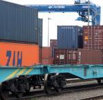 PKP Cargo podkreśla, że jest przygotowane do wykonywania zadań krajowego operatora logistycznego. Na zdjęciu: terminal spółki w Małaszewiczach przy przejściu granicznym z Białorusią