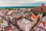 Toruń należy do wschodzących rynków inwestycyjnych w Polsce