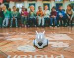 Robot Photon to jeden z reprezentantów innowacji, jakie powstają w Białymstoku