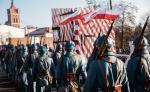 Przekroczenie Drwęcy – symboliczne otwarcie Bramy Pomorza dla wojsk gen. Józefa Hallera, podczas inscenizacji historycznej w Golubiu-Dobrzyniu