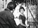"""Teresa Tuszyńska w """"Do widzenia, do jutra"""" (1960 r.) stworzyła niezapomniany duet ze Zbyszkiem Cybulskim i zdobyła serca widzów"""