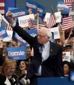 Waleczny senator Bernie Sanders. Trudno uwierzyć, że ma ponad 78 lat