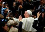 Środowa audiencja generalna papieża Franciszka wzbudziła dodatkowe emocje ze względu  na ujawnienie stanowiska w sprawie celibatu