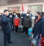 Pekin, 10 lutego. Xi Jinping pojawił się publicznie i to z maską na twarzy. Przeprowadzał inspekcję służb prewencji antywirusowej i spotkał się z mieszkańcami
