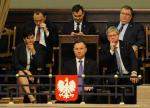 W Sejmie, na wniosek prezydenta Dudy, zwołano specjalne posiedzenia nt. koronawirusa
