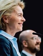 Ursula von der Leyen, przewodnicząca KE