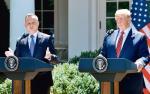 Wspólna konferencja prezydentów – 12 czerwca 2019 r. w Waszyngtonie. Donald Trump mówił oprzerzuceniu do Polski 2 tys. żołnierzy USA. Na razie to nienastąpiło