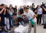 Ze względu na pandemię koronawirusa głosowanie odbywało się w ścisłym reżimie sanitarnym
