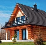 Domy z drewna nie są w Polsce popularne