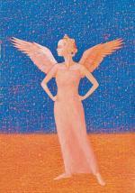 Obraz Mikołaja Kasprzyka licytowany będzie na aukcji Stowarzyszenia Wielkie Serce
