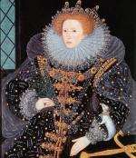 Elżbieta I (1533–1603) – królowa Anglii i Irlandii, panowała przez 44 lata: od 17 listopada 1558 r.  do dnia swej śmierci – 24 marca 1603 r.