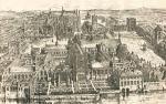 Pałac westminsterski za czasów panowania króla Henryka VIII