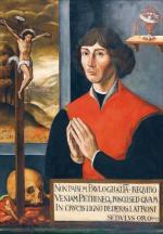 Mikołaj Kopernik (1473–1543), epitafium uczonego w bazylice katedralnej św. Jana Chrzciciela i św. Jana Ewangelisty w Toruniu