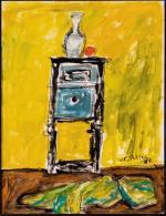Obrazy  Józefa Czapskiego  są wyraźnie niedoszacowane