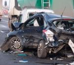 W ubiegłym roku doszło do 21 682 wypadków – to o 8,5 tys. mniej niż rok wcześniej