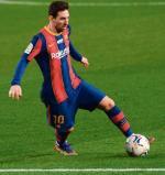 Leo Messi nie spotka we wtorek swego druha Neymara