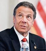 Andrew Cuomo, gubernator Nowego Jorku od 2011 r.