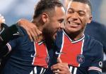 Neymar (z lewej) i Kylian Mbappe znów mają szansę pokazać, ile znaczą dla PSG