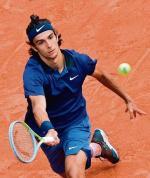 Lorenzo Musetti, dopóki był zdrowy, wygrywał z Novakiem Djokoviciem