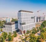 Centrum Południe zbudowane przez Skanska jest w pełni zasilane energią z farmy wiatrowej