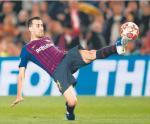 Sergio Busquets tydzień przed Euro zachorował na Covid-19. Hiszpanie do mistrzostw przygotowują się w stresie  i obawie o zdrowie innych zawodników
