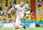Robin Gosens do niemieckiej kadry trafił niedawno,  ale już jest  jej gwiazdą