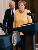 Angela Merkel była 15 lipca pierwszym przywódcą  z Europy, którą zaprosił do Białego Domu Joe Biden. Rozmawiano m.in.  o warunkach uruchomienia Nord Stream 2