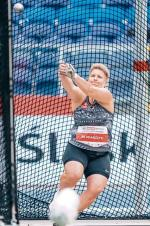 Anita Włodarczyk ma już dwa złote medale olimpijskie zdobyte  w Londynie  i Rio de Janeiro