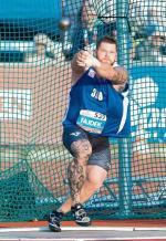 Paweł  Fajdek   mistrzem świata był cztery razy, ale na olimpijski medal wciąż czeka