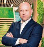 Marcin Hutyra, wiceprezes wykonawczy w Skanska CE