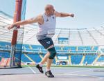 Piotr Małachowski zapowiedział,  że jeśli zdobędzie medal, wystawi go na aukcję,  bo pomaganie to świetna sprawa