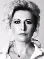 Jolanta Litwin-Sarzyńska, występująca wroli Normy