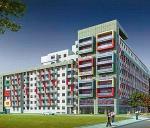 Barwne płyty będą ożywiały fasady budynków