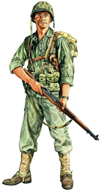 Australian infantry in battle | WW2 Art | Pinterest ...