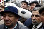 Manifestacja rolników zorganizowana przez OPZZ Rolników i Organizacji Rolniczych oraz