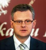 Aleksander Grad, minister Skarbu Państwa: