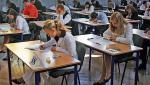 MEN uważa, że kopiowanie matur podważy autorytet egzaminatorów. Na zdjęciu ubiegłoroczny egzamin dojrzałości z języka polskiego w CXXV LO w Warszawie