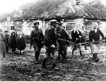 Sowieccy partyzanci traktowali litewskich i polskich chłopówjak ludność podbitą