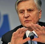 Jean Claude Trichet, prezes EBC