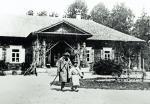 Czystołuża na Polesiu, gdzie po ucieczce ze szpitala w Petersburgu schronił się Józef Piłsudski