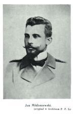 an Miklaszewski, zarządca lasów ordynacji Zamoyskich, który organizował przejście Piłsudskiego z Królestwa do Galicji