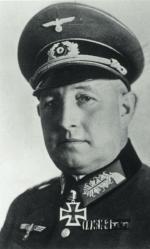 Gen. Rudolf Veiel, dowódca 2. Dywizji Pancernej