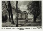 Dwór w Piekieliszkach, gdzie często wypoczywał