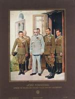 30 września 1934 roku – spotkanie Piłsudskiego ze zwycięzcami Międzynarodowych Zawodów Lotniczych Challenge – 1934 rok w Moszczenicy k. Żywca