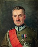 Generał Kazimierz Sosnkowski według portretu Norblina