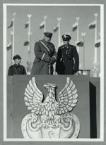 Sceny z obchodów Święta Niepodległości w 1934 roku. Ostatnia defilada, którą Marszałek Józef Piłsudski osobiście odbierał